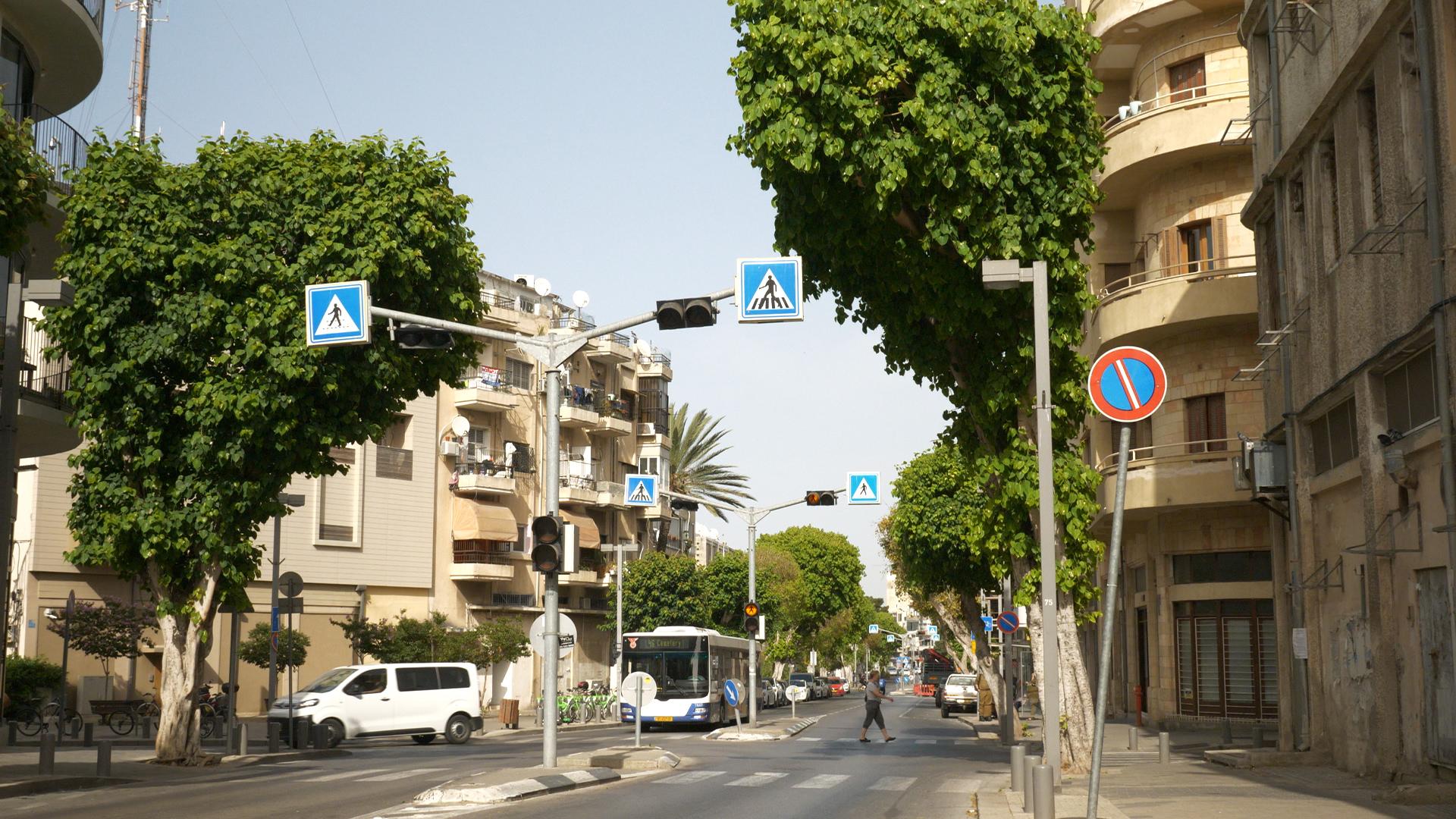 YIDDISH-Tel Aviv-Jaffa