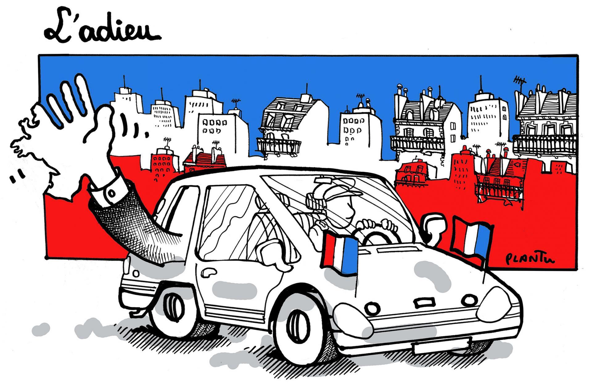 Hommage au Président Chirac.