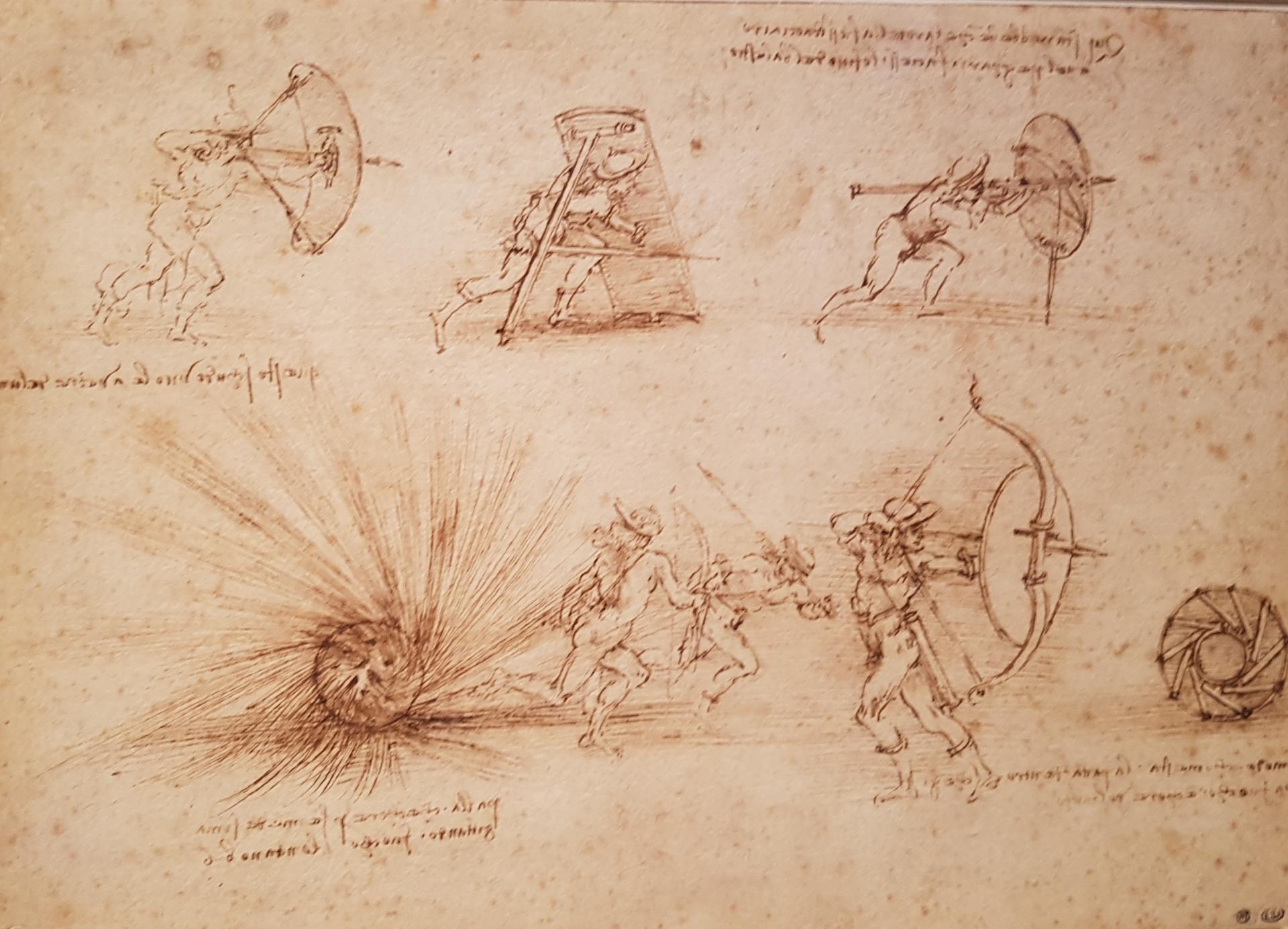 2019, Année Léonard de Vinci