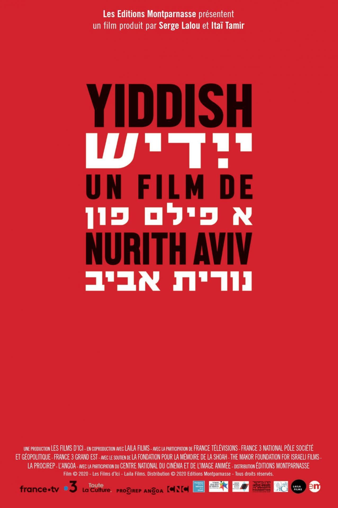 Vu en avant-première, Yiddish sort le 11 mars.