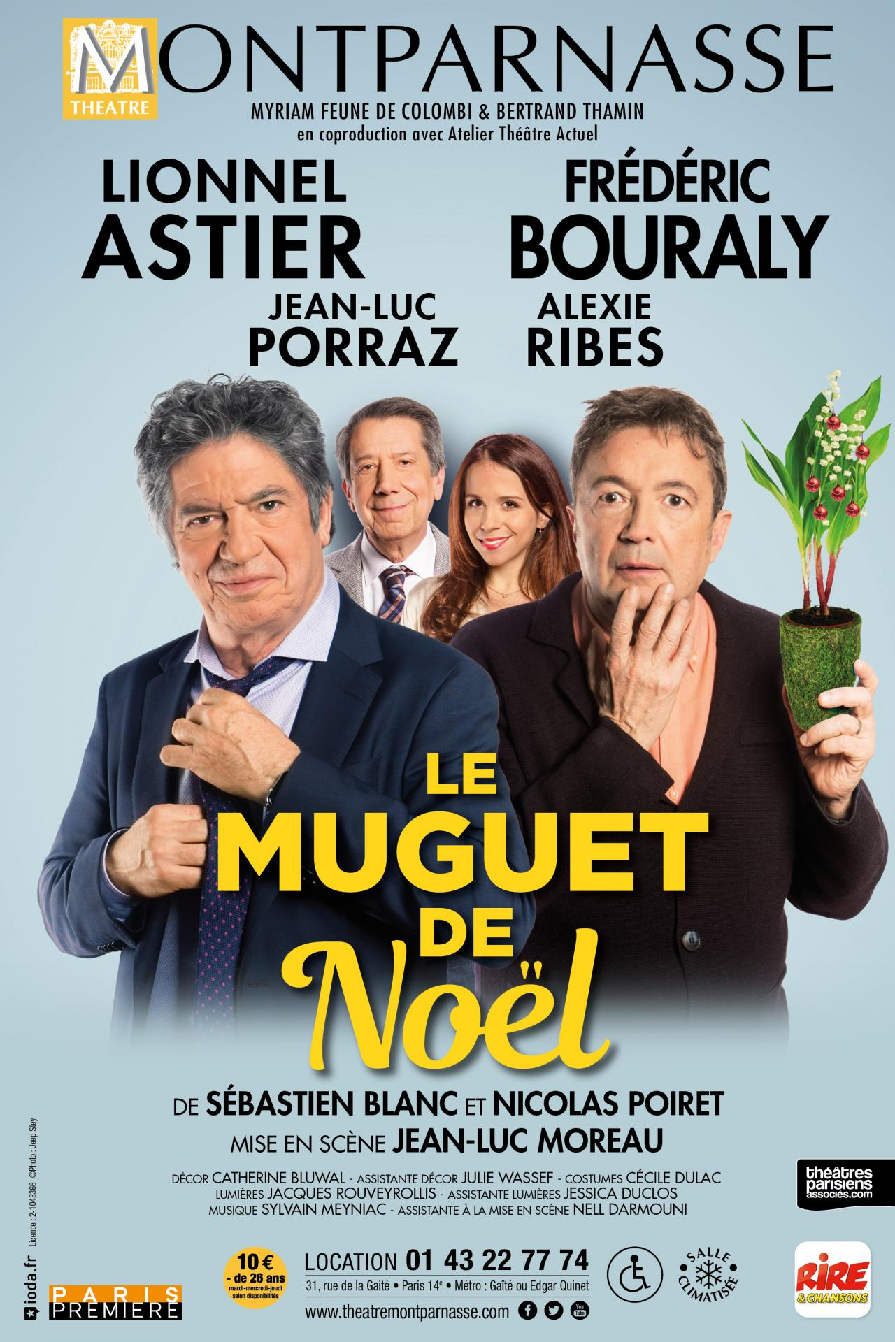 Affiche le muguet de noel definitive hd