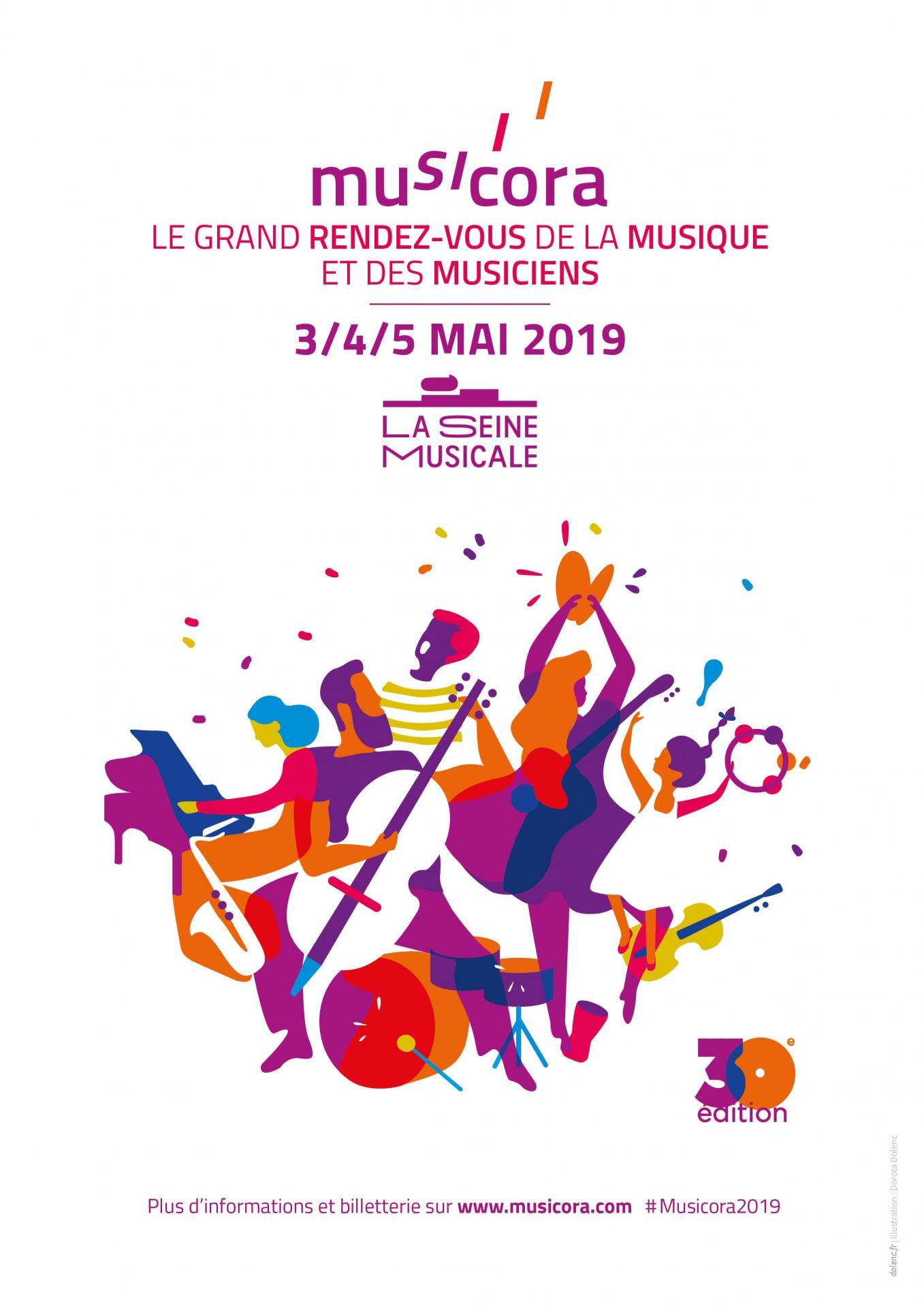 Affiche musicora 2019 bd