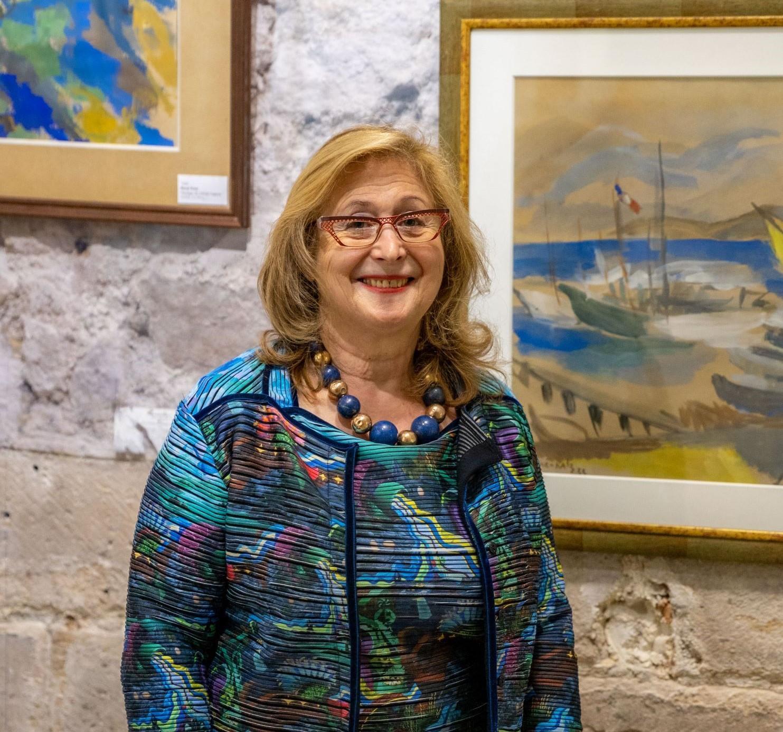 Rencontre avec Francine Szapiro: art, histoire, émotion