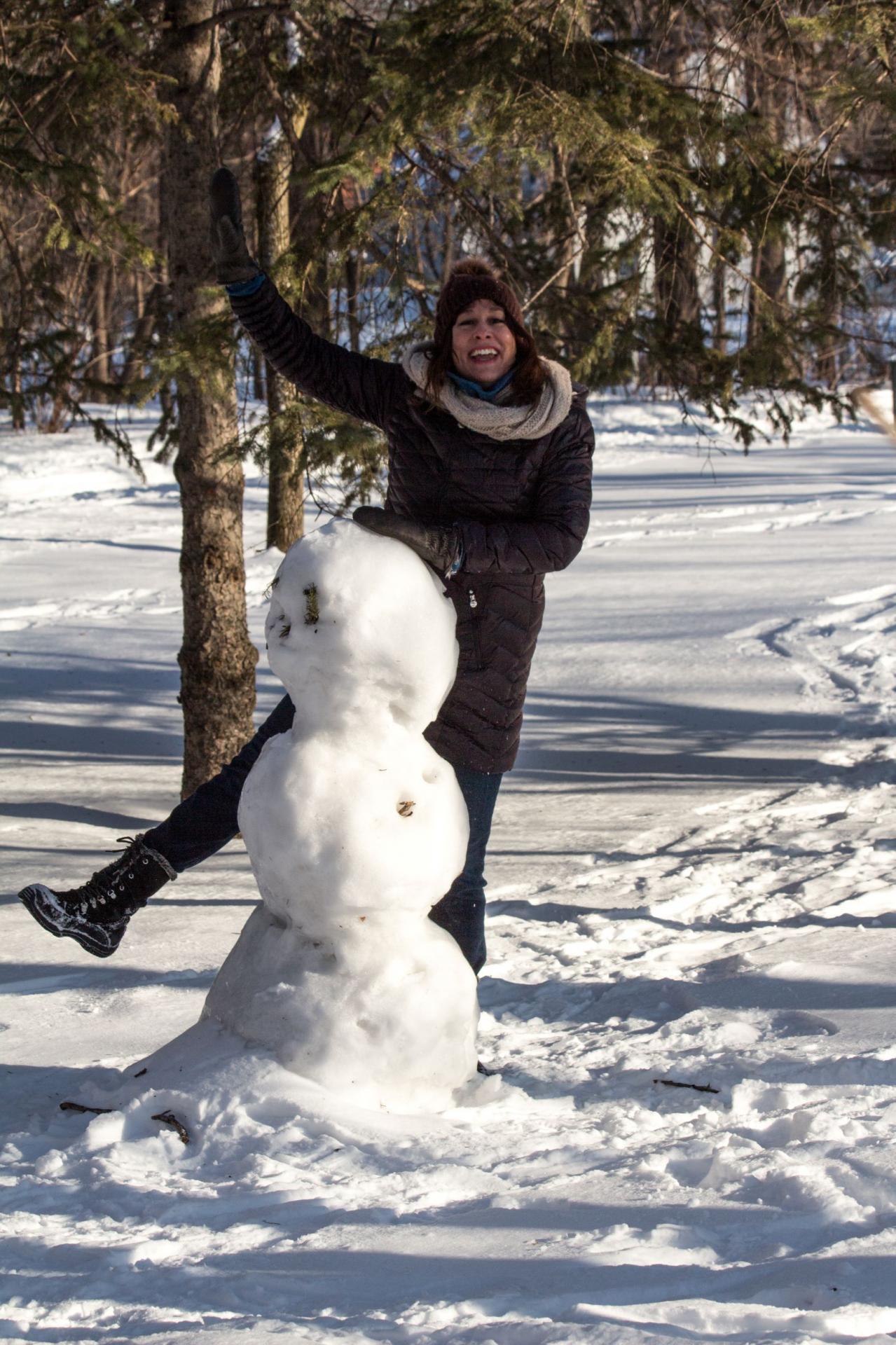 Découvrez les traditions des fêtes au Québec avec Dominica Merola !