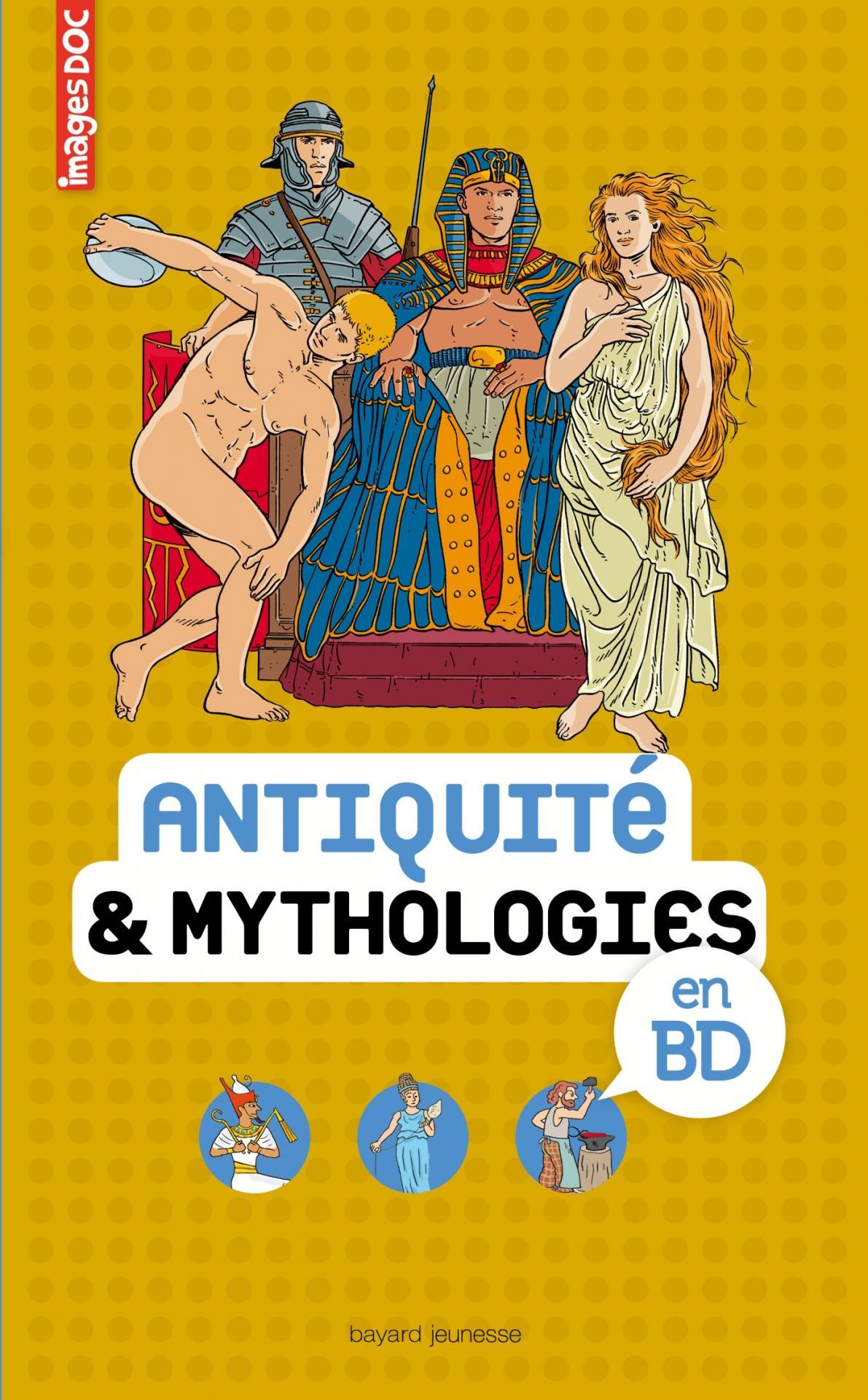 Couv antiquite mythologies