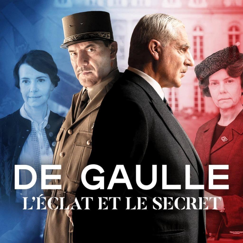 En avant-première, De Gaulle avec Samuel Labarthe !