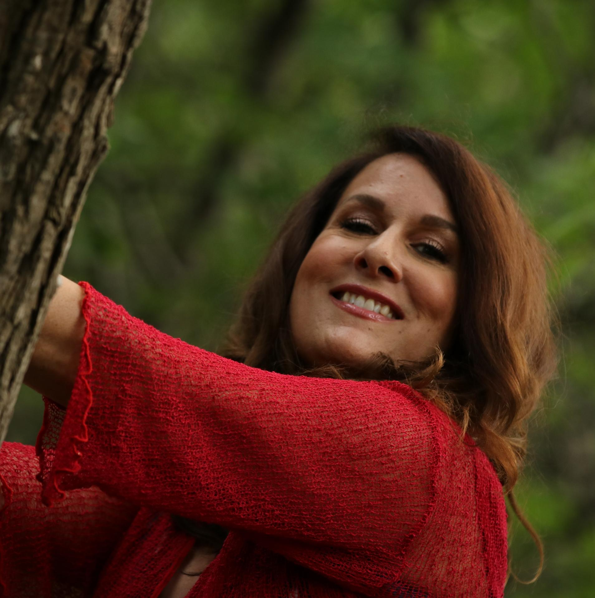 Rencontre  musicale avec Dominica Merola à Montreal.