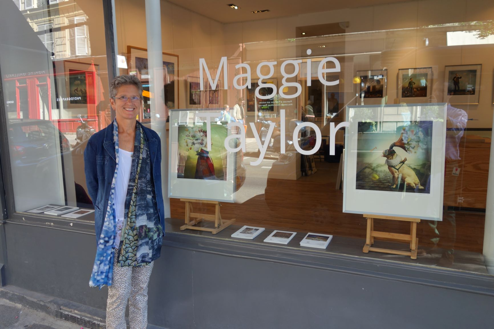 Until 2nd october,  the Galerie GADCOLLECTION dedicates an exhibition to Maggie Taylor
