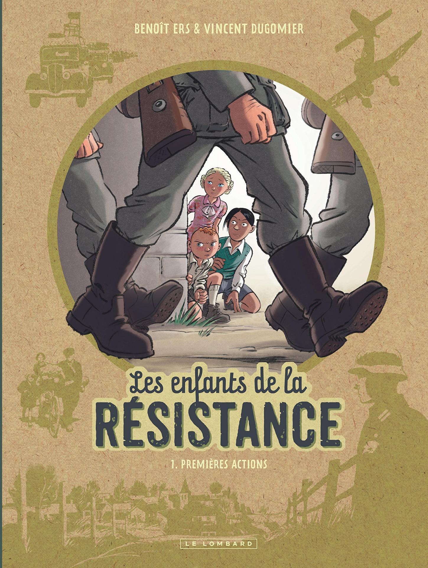 """Découvrez """"Les enfants de la Résistance"""""""
