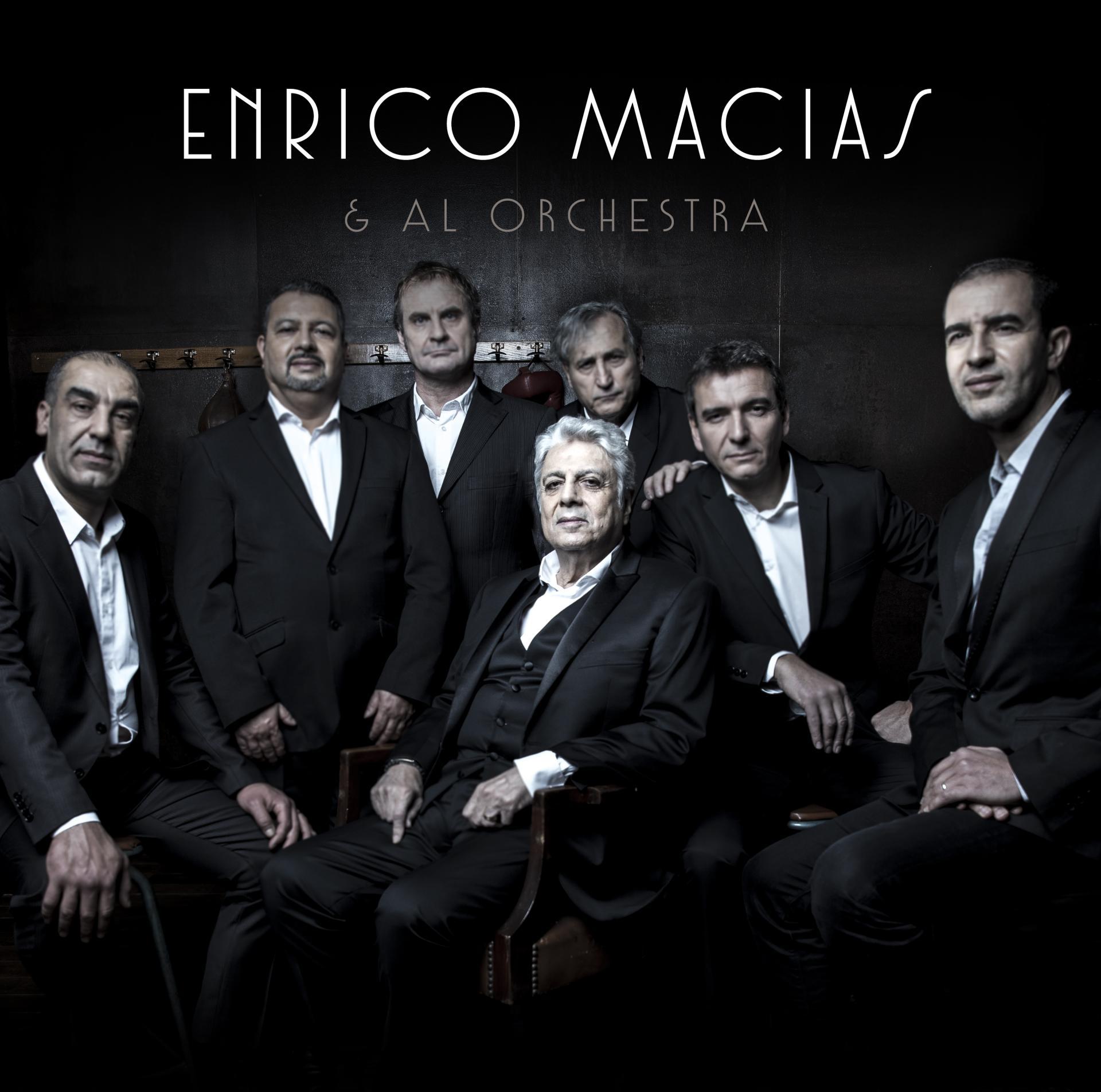 Enrico macias cover hd