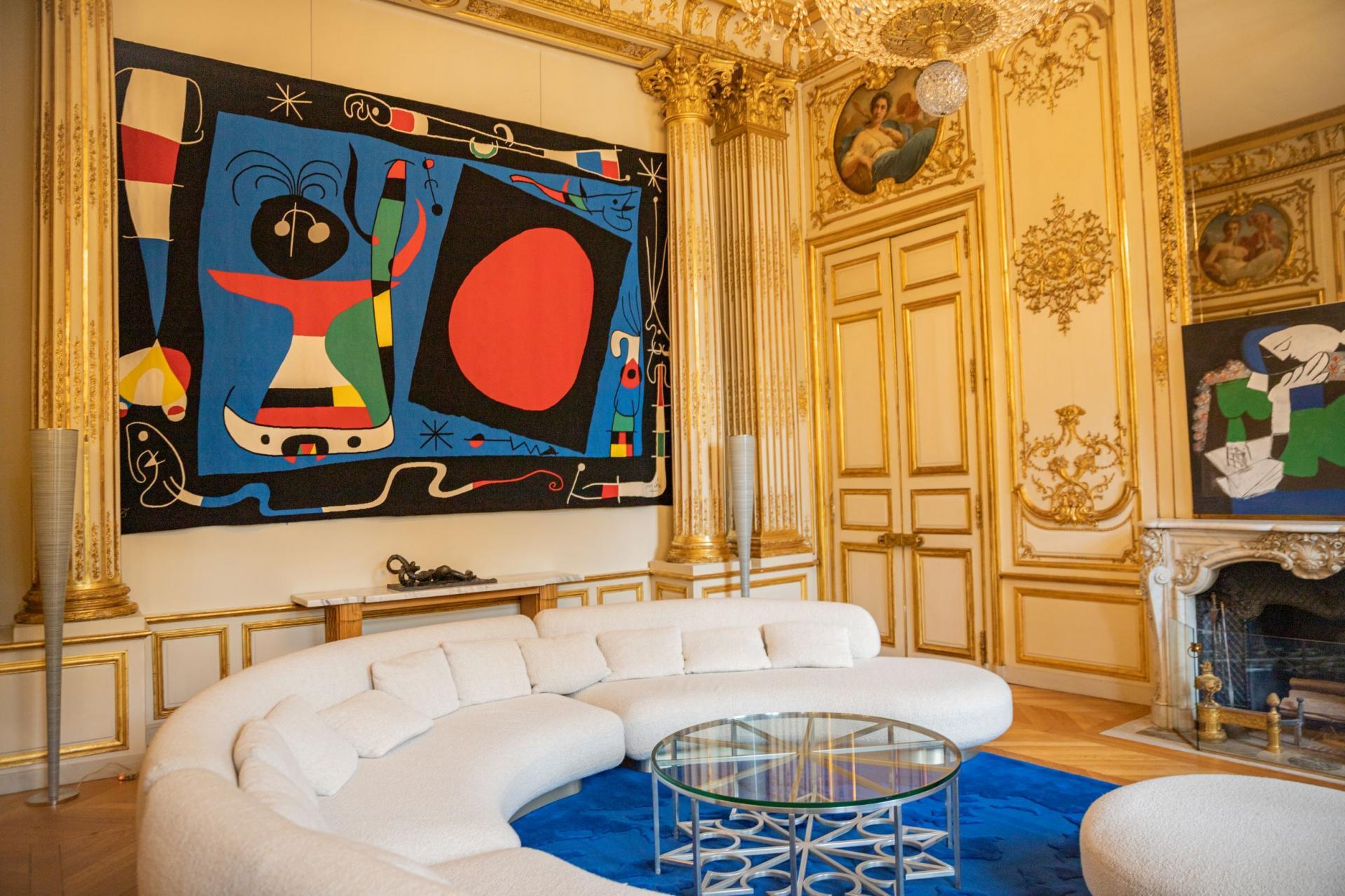 Le Salon Pompadour.