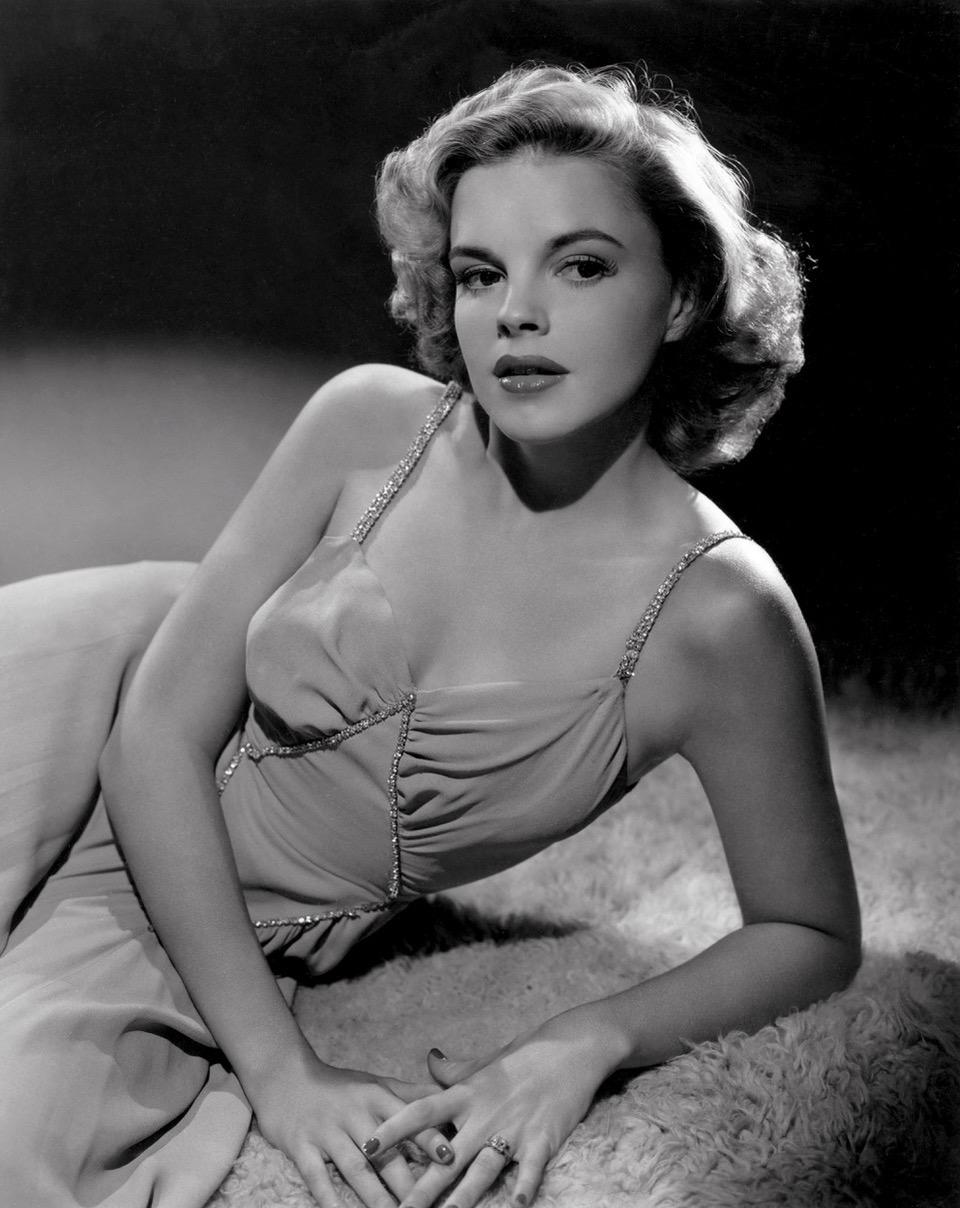Hommage à Judy Garland, étoile du cinéma américain
