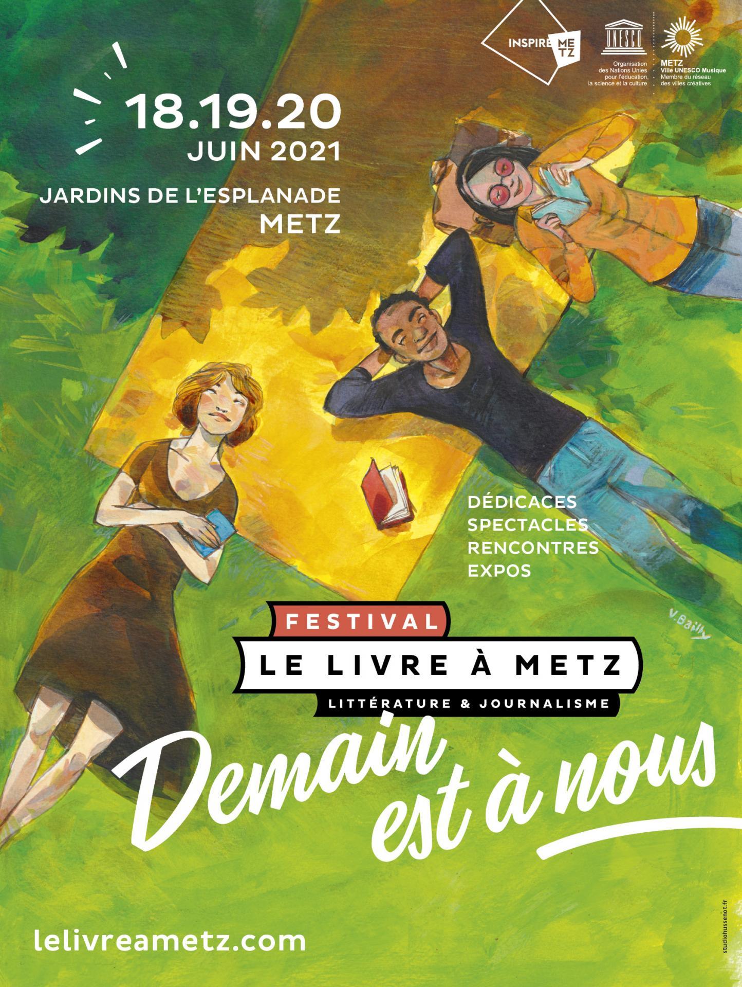 Bientôt, CulturActu sera à Metz ! Tout savoir.