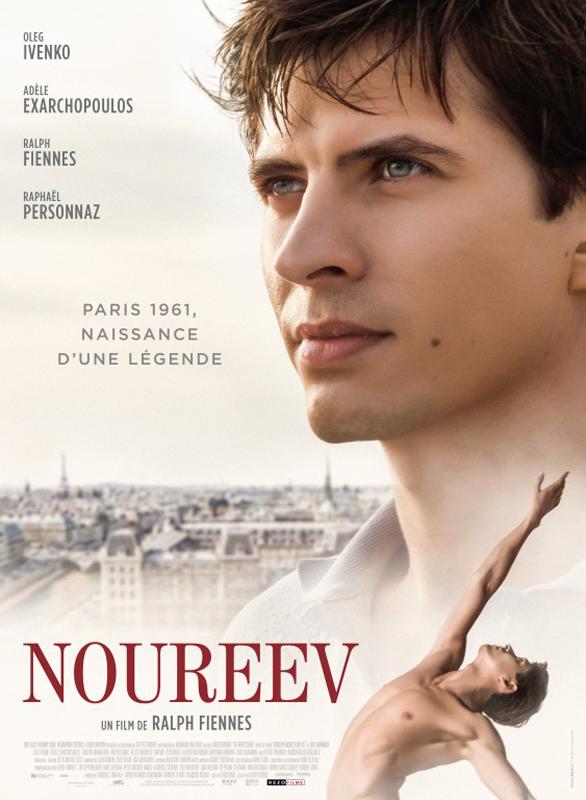 """Sorti au cinéma, le biopic """"Rudolph Noureev, le corbeau blanc"""""""