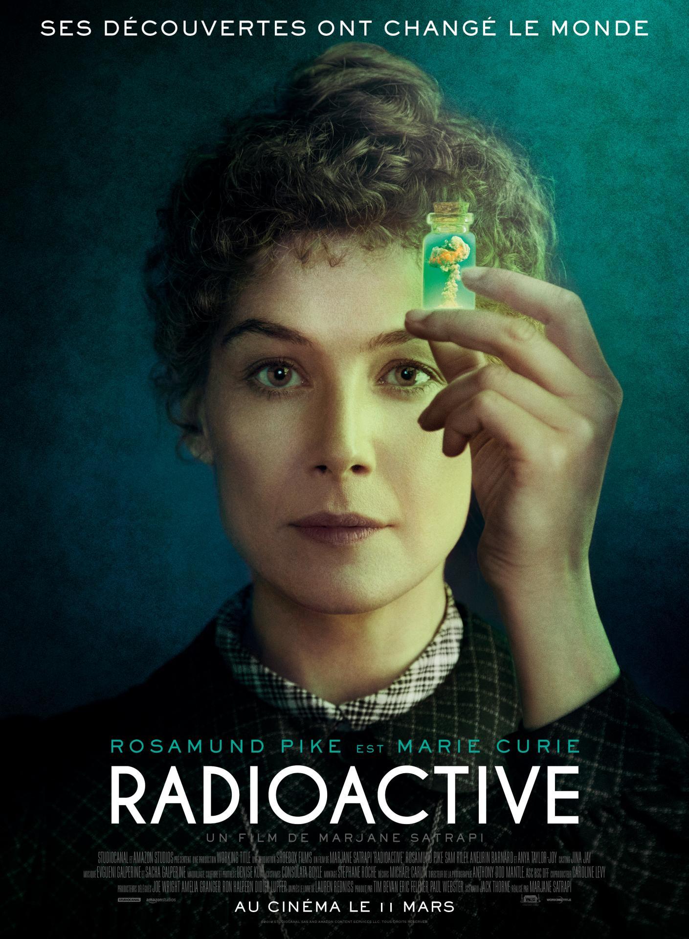 Rendez-vous avec Radioactive.