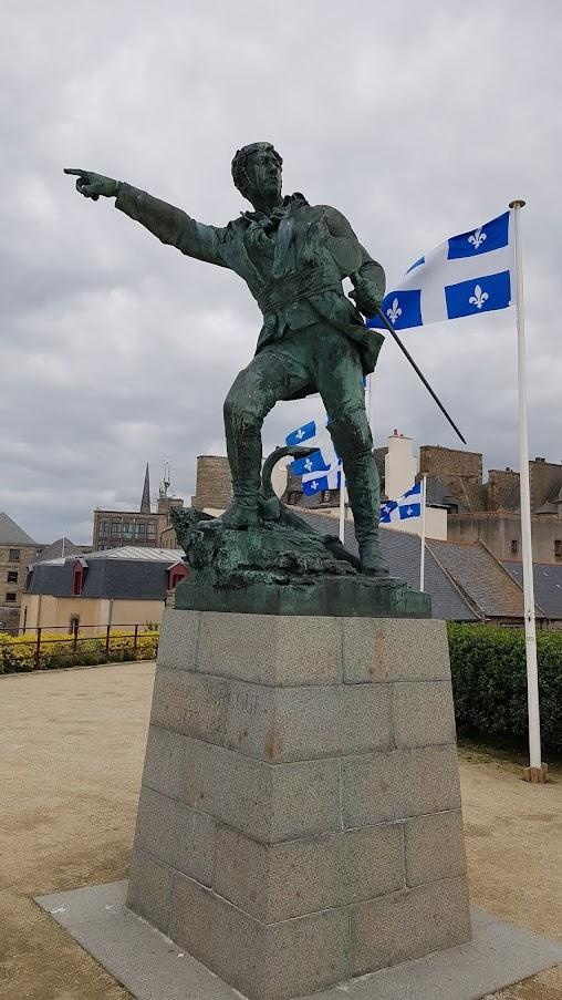 Tourisme et Histoire, à Saint-Malo !