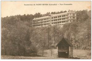 Sanatorium de saint sever