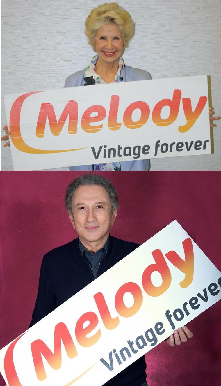 Télé Melody, c'est bon pour le moral !