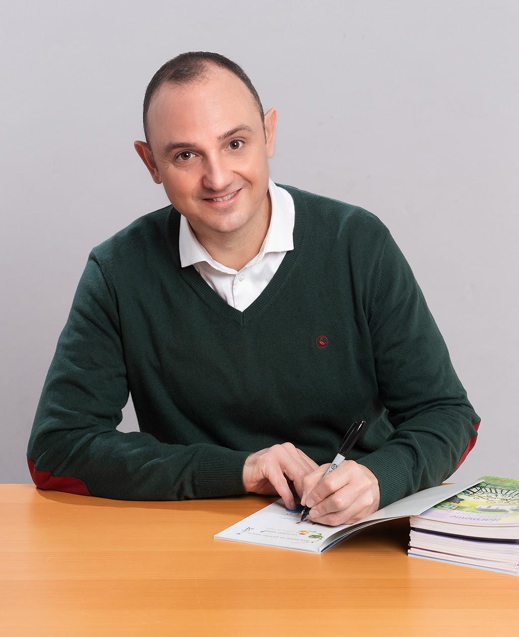 Rencontre avec Eric Coudert, auteur pour enfants
